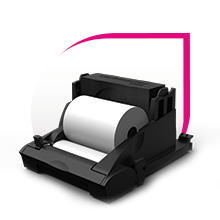 CP1 Printer in squircle