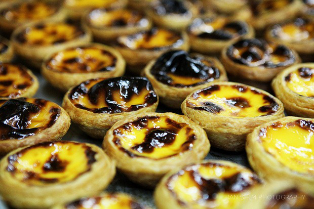 Lord Stow egg tarts